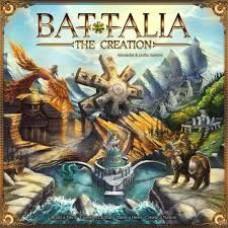 Настолна игра Battalia - The Creation - английско издание