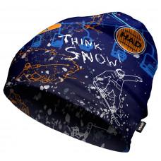 Шапка H.A.D Printed Fleece Think snow