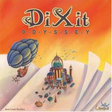 Настолна игра Dixit Odyssey