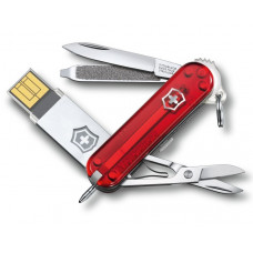 Джобно ножче VICTORINOX Work USB 16GB 4.6125.TG16GB