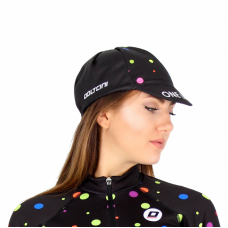 Summer Hat- bright DOTS