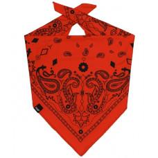 Кърпа H.A.D. TEC Bandana Paisley Red