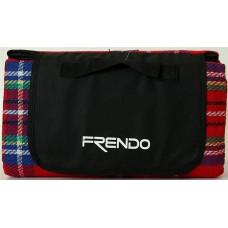 Одеяло за пикник FRENDO - Red