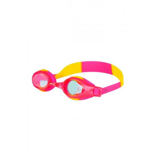 Очила за плуване MARTES Pixi Jr, Розов / Жълт