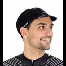 Колоездачна лятна шапка Black/Grey - GANNON