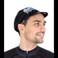 Колоездачна лятна шапка BLUE - VISTA