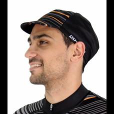 Колоездачна лятна шапка Fluo Orange - GANNON
