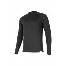 Вълнена термо блуза LASTING Atar, Черен