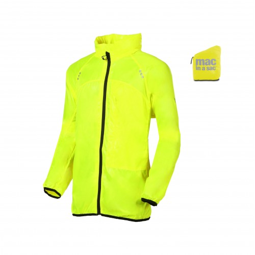 ЯКЕ ACTIVE LITE RUNNING FLUORO YELLOW