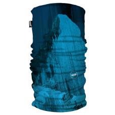 Шалче Printed Fleece H.A.D. Matterhorn Blue