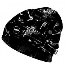 Шапка H.A.D Printed Fleece Tisumi Black