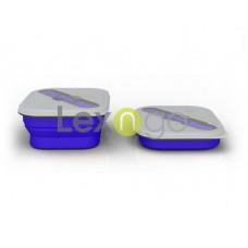 Сгъваема кутия за салата LEXNGO