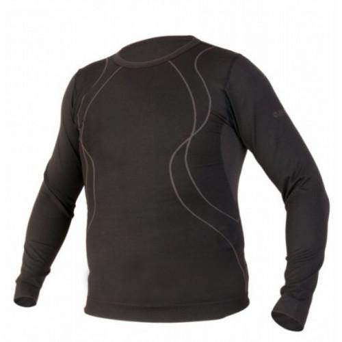 Термо блуза HI-TEC Gemm , Черен